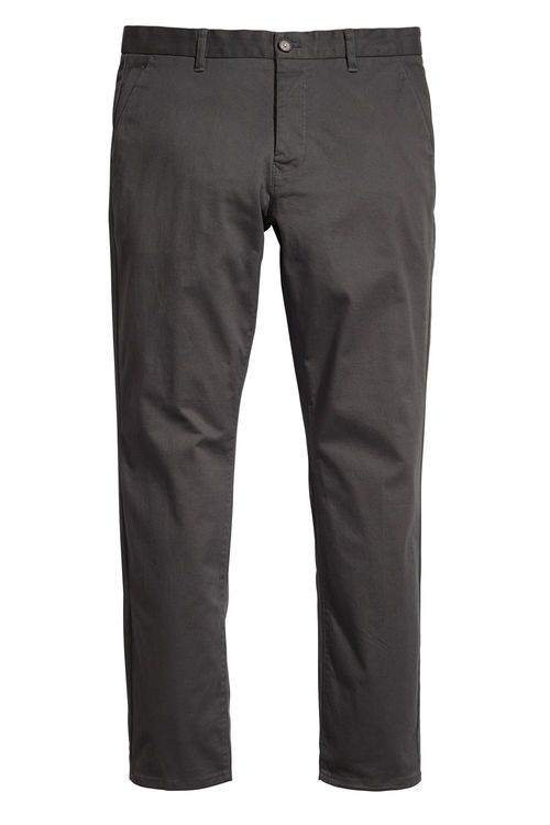 Next Straight Fit Stretch Chinos