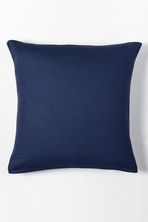 Hampton Linen Euro Pillowcase Pair
