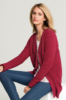 Capture Textured Cardi