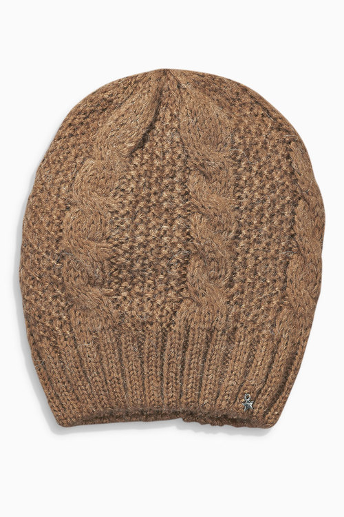 Next Cable Beanie