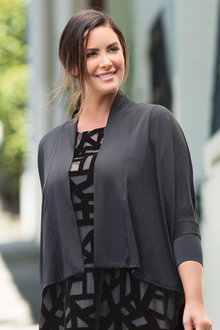 Plus Size - Sara Knit Jacket