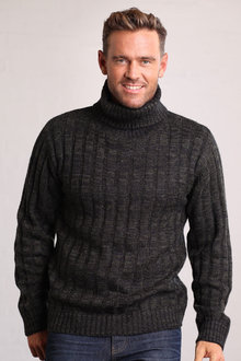 Southcape Chunky Roll Neck Sweater