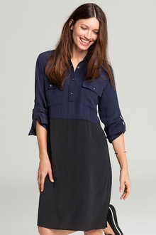 Capture Shirt Dress