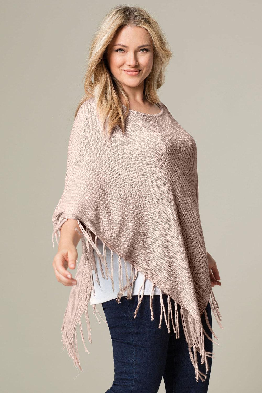 750ffb47f Sara Tassle Poncho Online | Shop EziBuy
