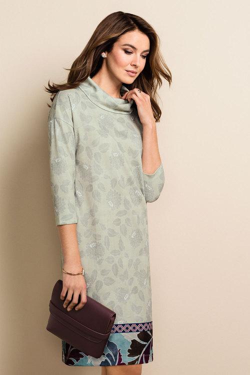 Grace Hill Winter Knit Dress