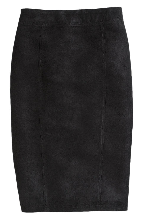 5f77742e1 Sara Faux Suede Front Skirt Online   Shop EziBuy