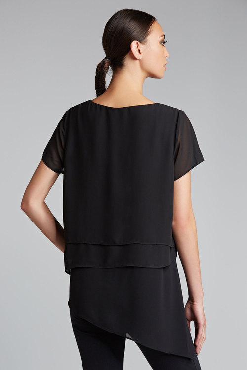Capture Layer Woven Top