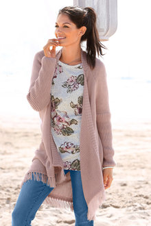 Capture Fringe Cardigan
