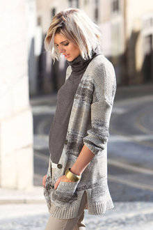 Capture Textured Cardigan