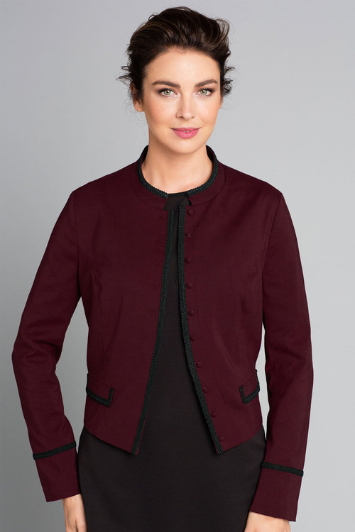Grace Hill Trim Jacket