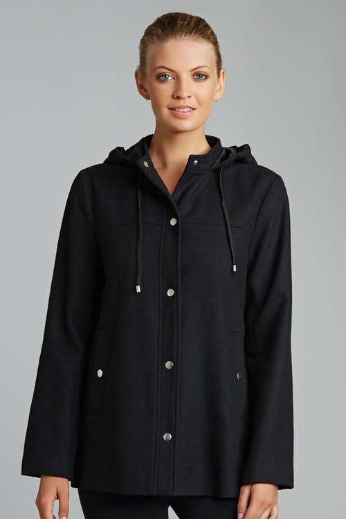 Capture Short Duffle Jacket