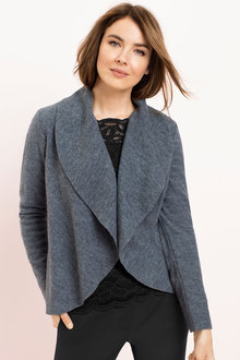 Capture Boiled Wool Jacket