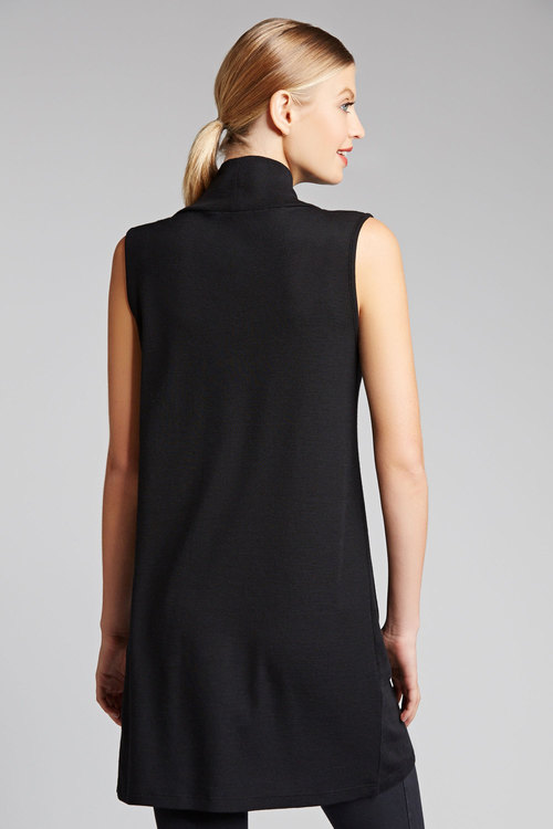 Capture Merino Button Tunic