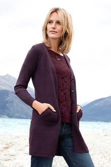 Capture Rib Cardigan