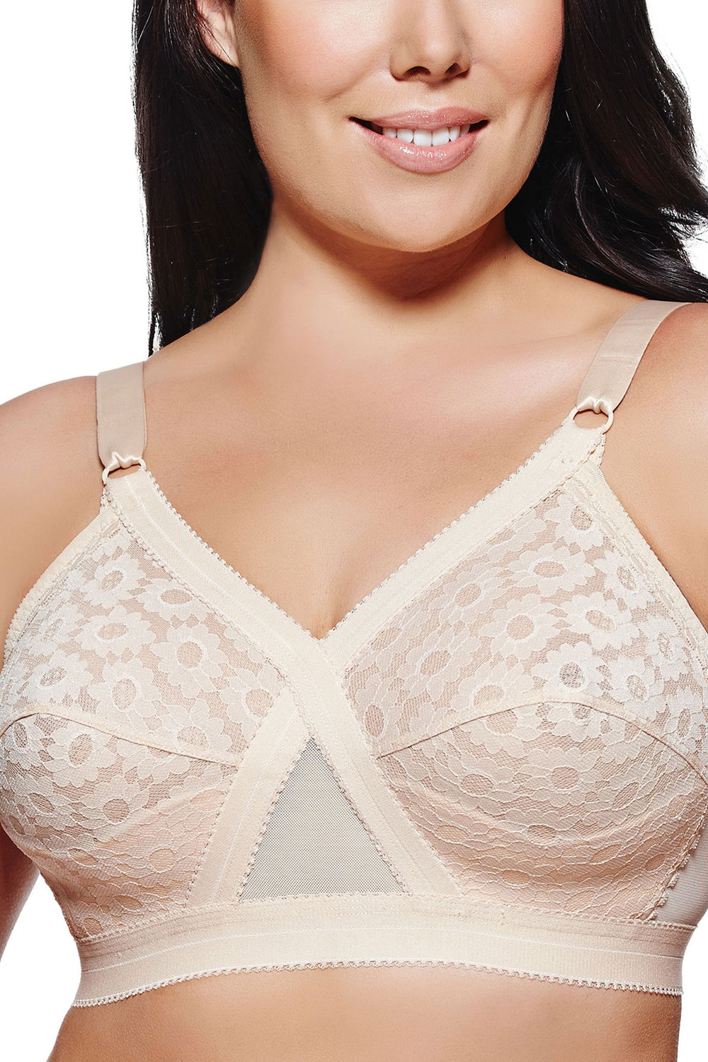 f5837bfc63f Playtex Cross Your Heart Wirefree Bra Online