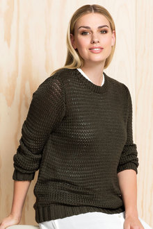 Plus Size - Emerge Woman The Knit