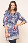 Plus Size - Sara Perfect Tunic