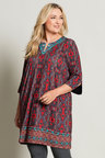 Plus Size - Sara Perfect Tunic