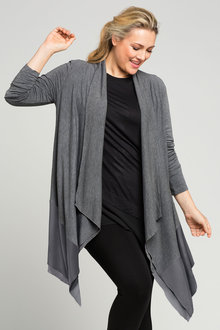 Sara Knit Waterfall Jacket