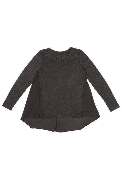 Emerge Linen Tunic