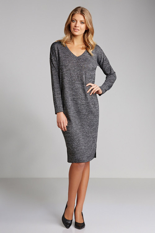 Emerge V Neck Dress