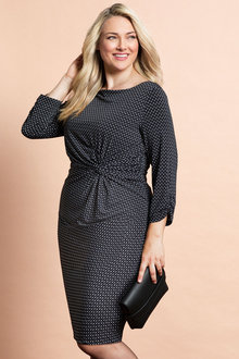 Sara Shift Dress