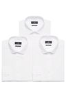 Next Plain Shirts Three Pack