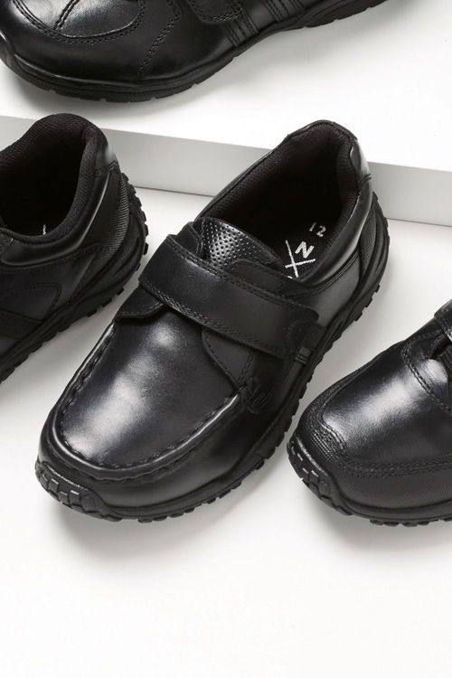 Next Narrow Fit Sporty Single Strap Shoes (Older Boys)