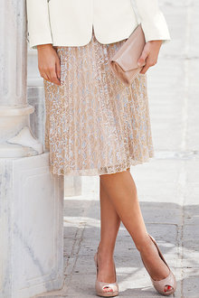 Together Lace Skirt