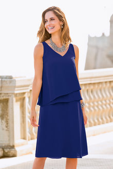 Together Asymmetric Dress