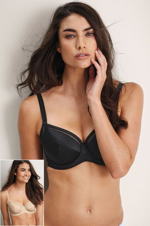 Next Georgie Non Padded Full Cup DD Bras Two Pack