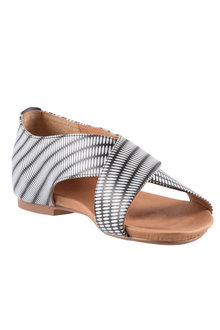 Wide Fit Patricia Sandal Flat