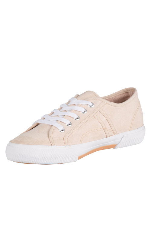 Plus Size - Wide Fit Lace Up Sneaker