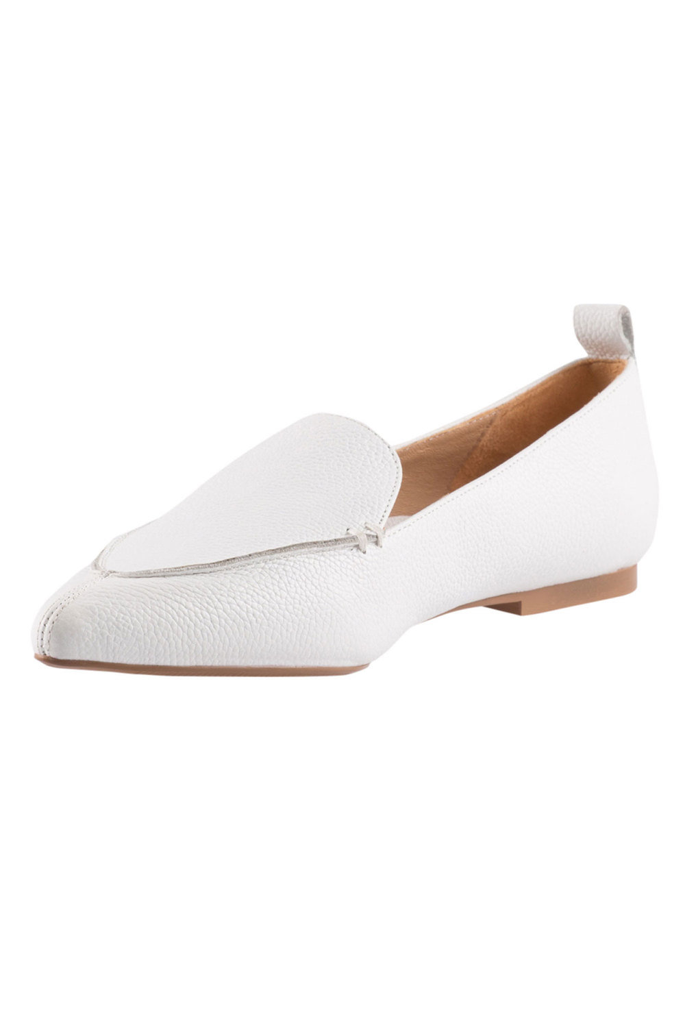 Womens Grace Hill Harriet Court Flat - Tan Grace Hill ICmj2cW