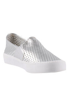 Wide Fit Perforated Skater