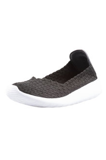 Capture Weave Slip On Sneaker
