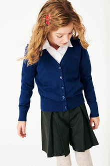 Next V-Neck Cardigan (3-16yrs) - 155960