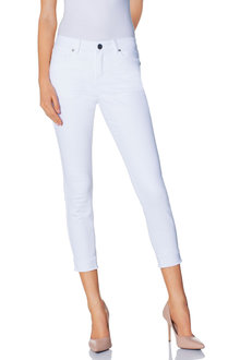 Capture Crop Slim Jean