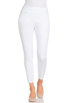 Superstretch Pull-on Crop Jean