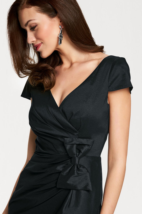 Heine Side Wrap Dress