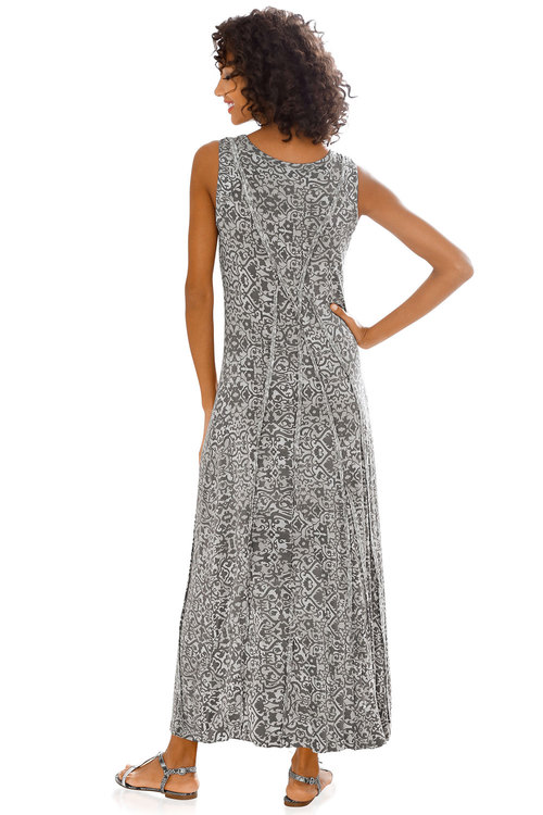 Heine Printed Maxi Dress