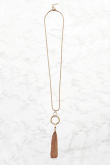 Next Tassel Necklace