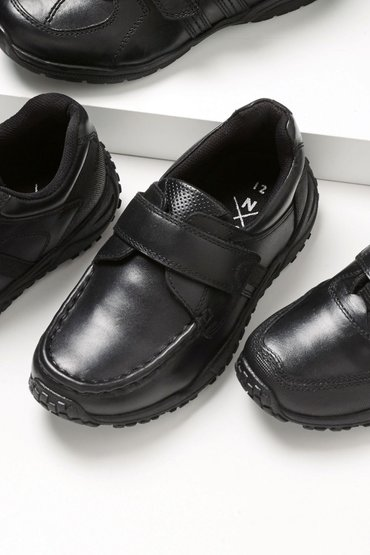 Next Sporty Strap Shoes (Older Boys)