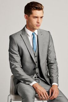 Next Regular Fit Suit Jacket - 157094