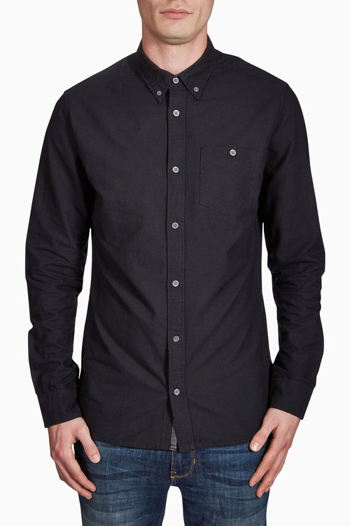 Next Long Sleeve Oxford Shirt