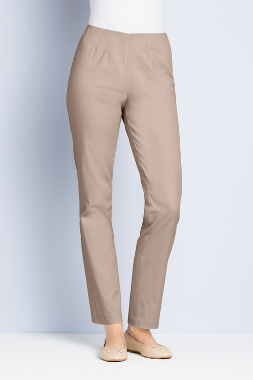 Capture Stretch Twill Pull On Pants