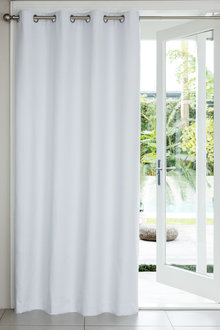 Dunedin Eyelet Curtain Pair