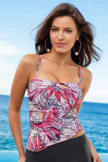 Nancy Ganz Smoothing Tankini
