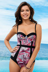 Nancy Ganz Shaping Swimsuit