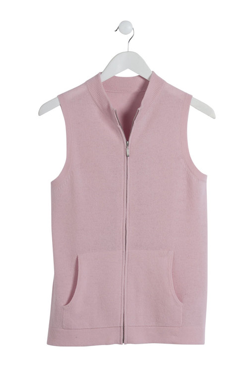 Capture Lambswool Vest